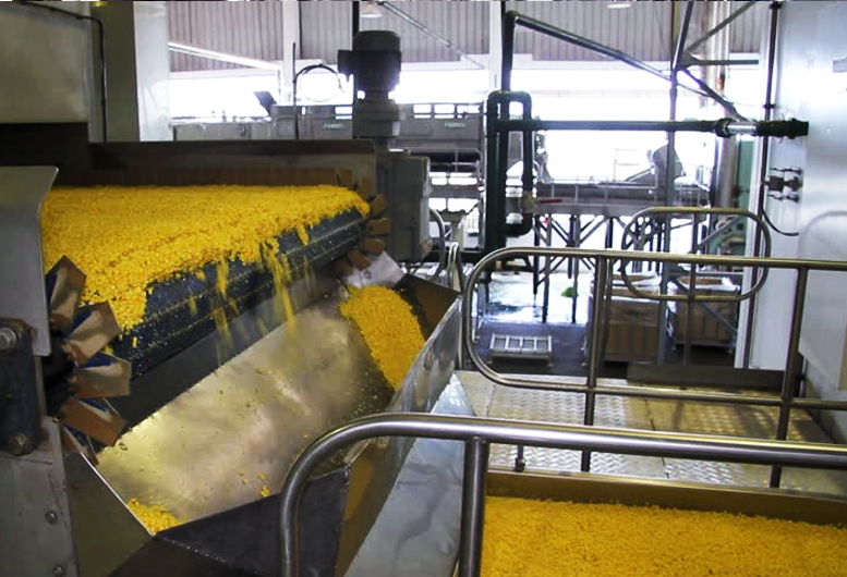AGRICULTURAL PROCESSING